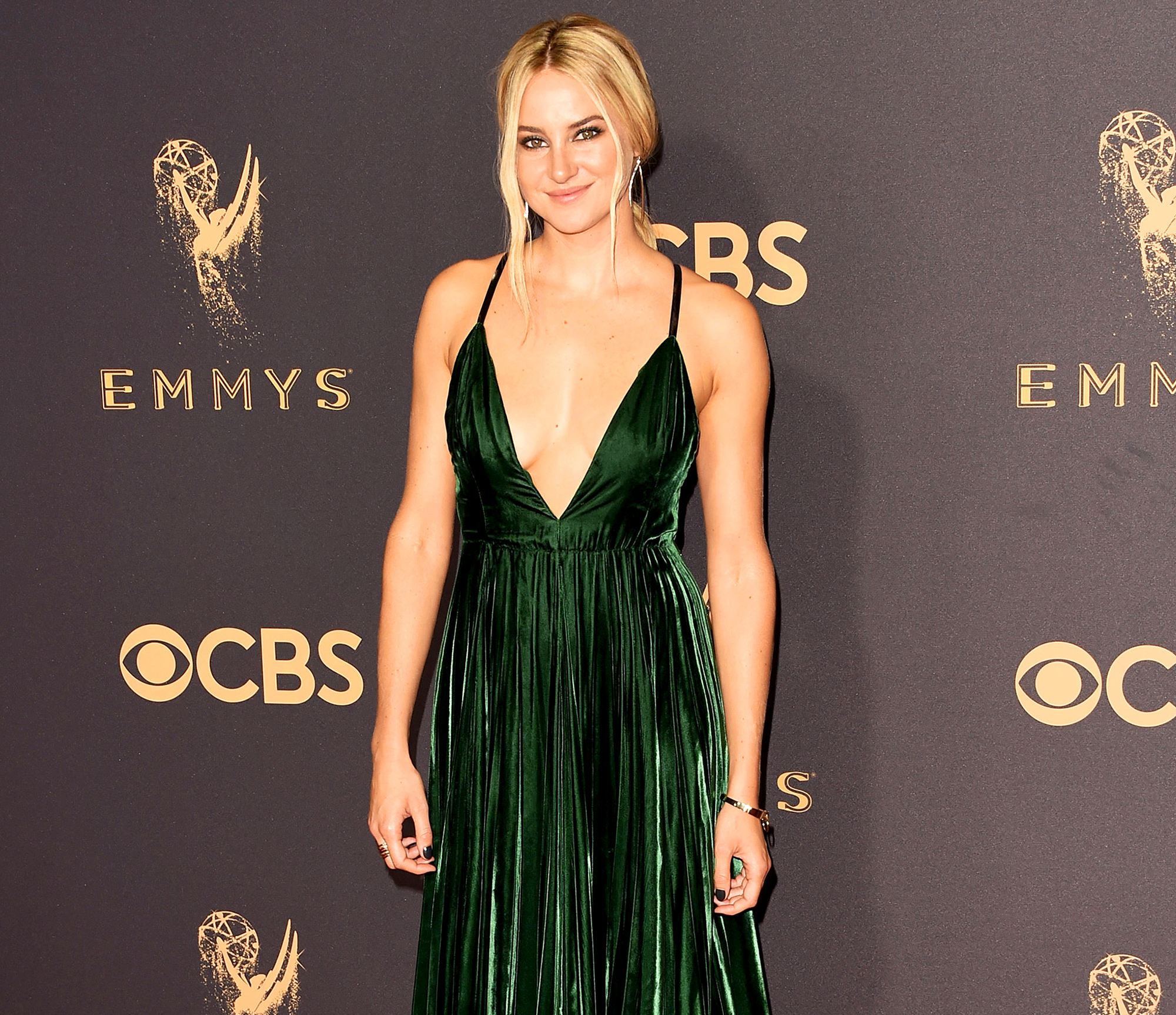 Shailene Woodley 69th Annual Primetime Emmy Awards 2017