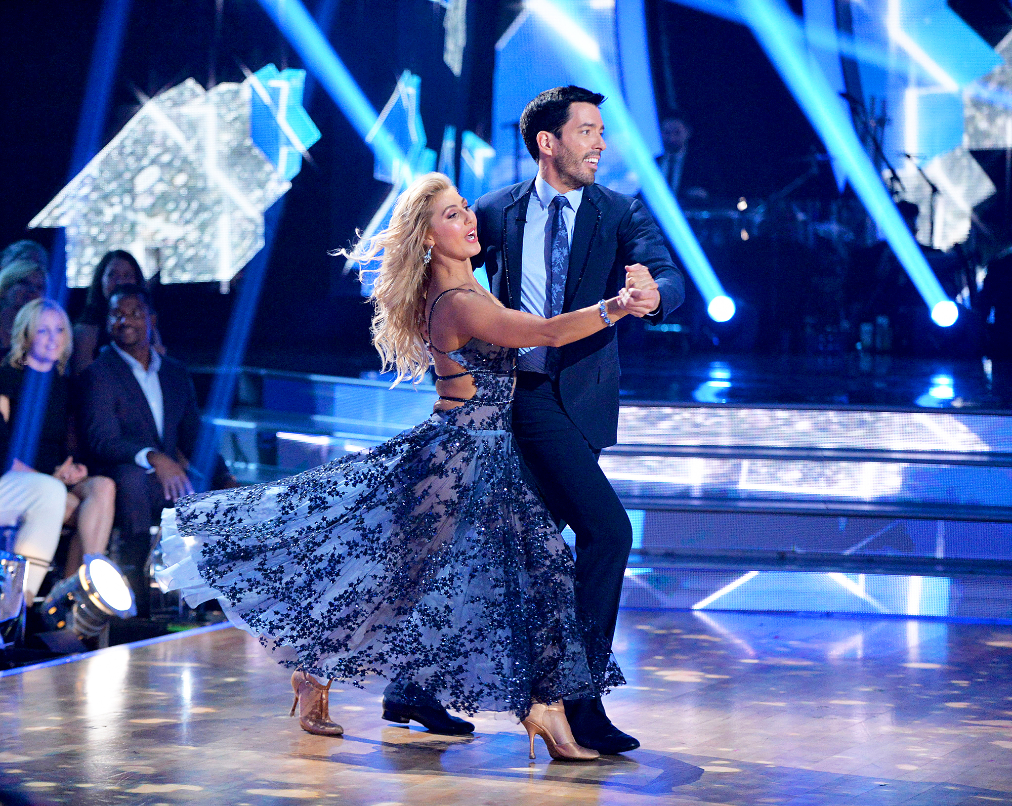 Drew Scott and Emma Slater Dancing With The Stars