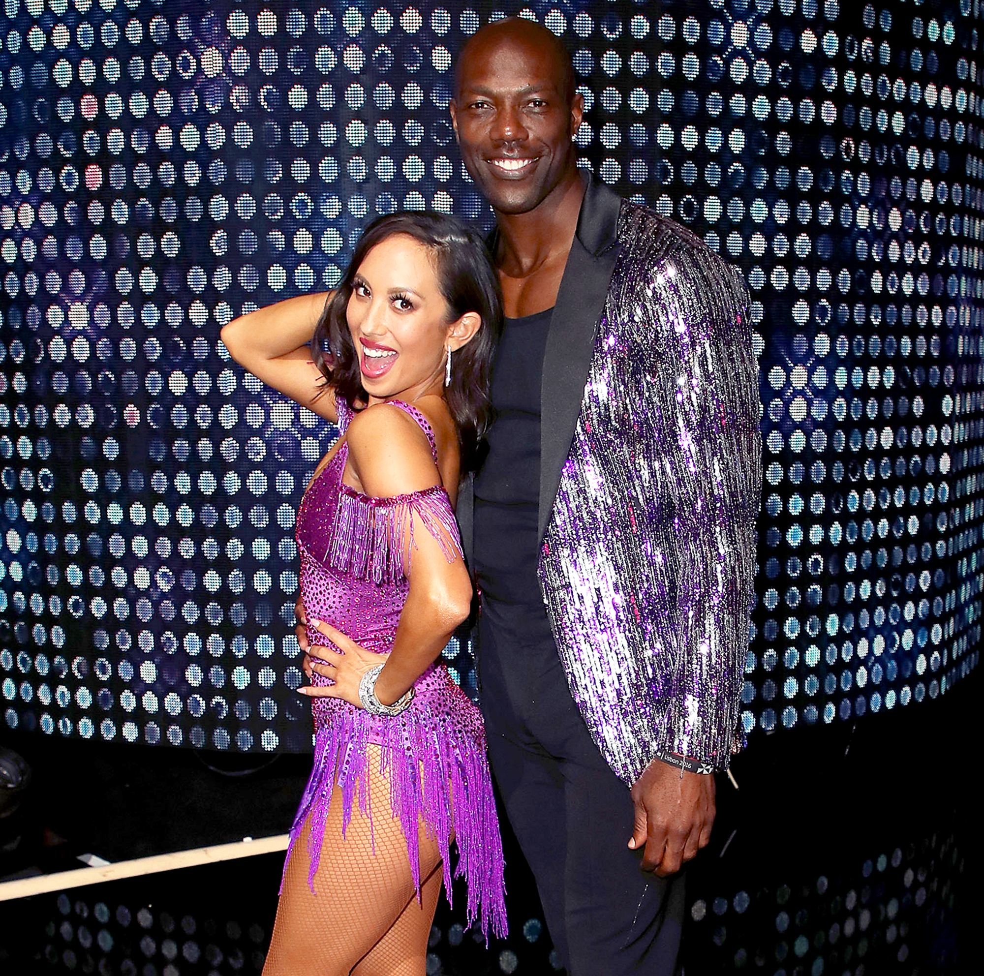 Dancing with the stars partners hookup