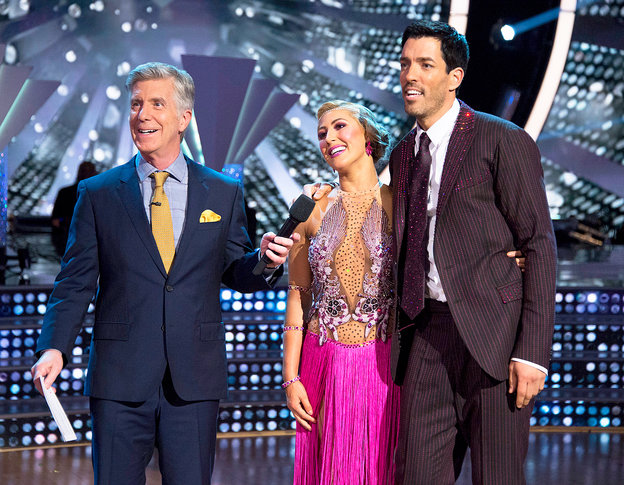 Emma Slater and Drew Scott Dancing With The Stars