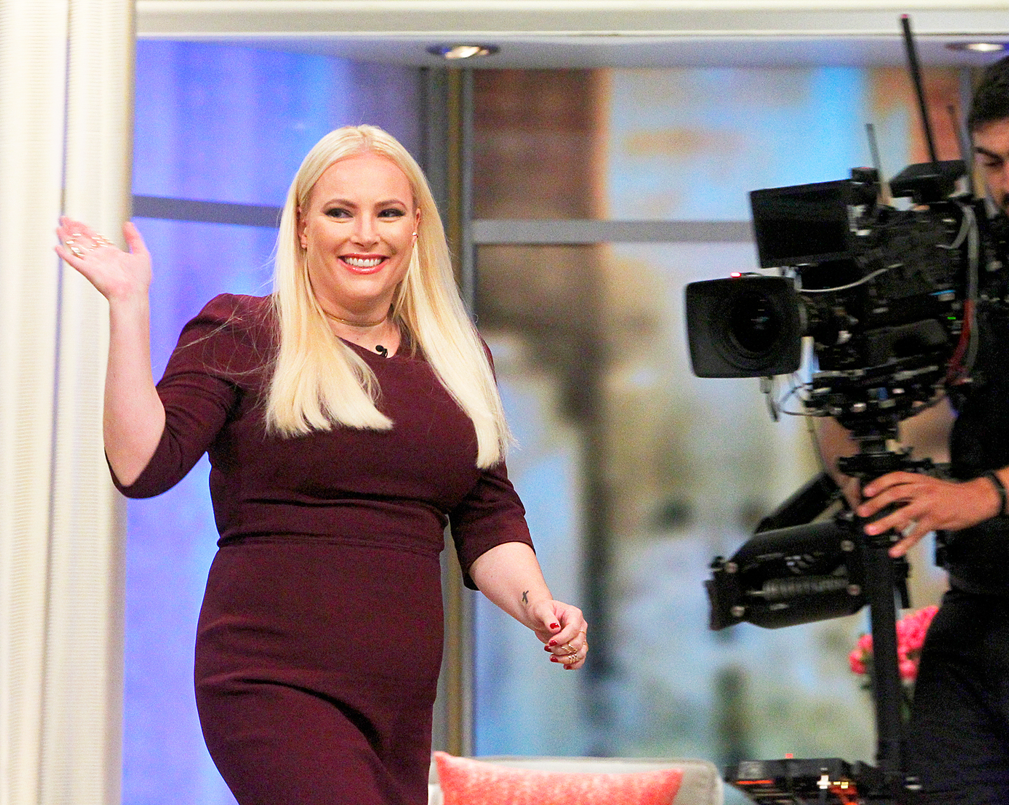 Meghan McCain The View