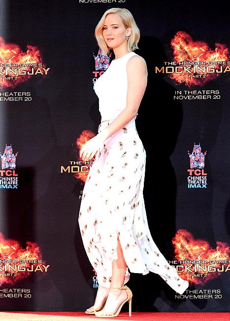 Jennifer Lawrence (full length)