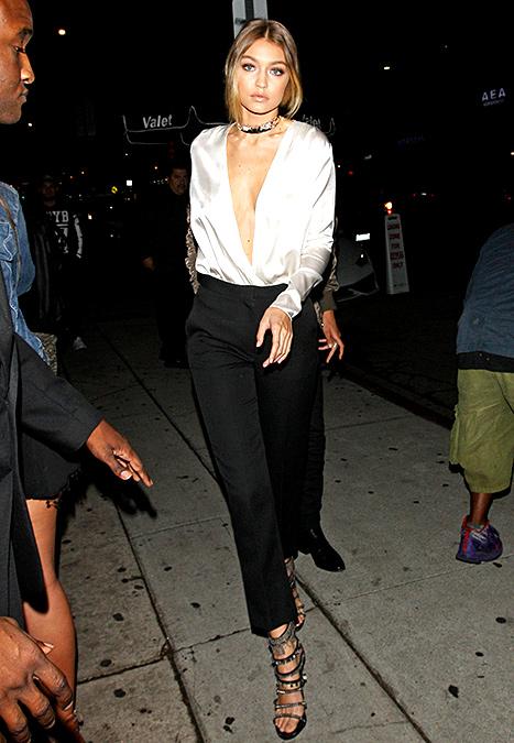 Gig Hadid - Kendall's Birthday Party