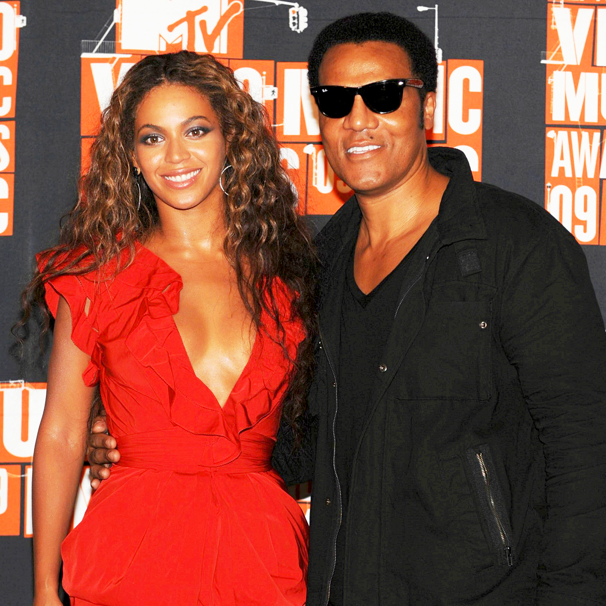 Beyonce and Frank Gatson Jr.