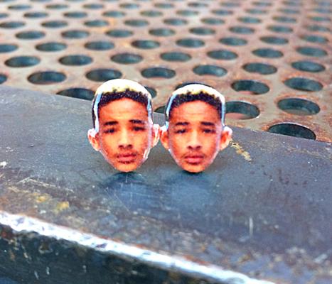 Jaden Smith Earrings