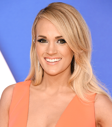 Carrie glam shot