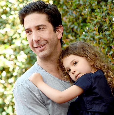 David and daughter