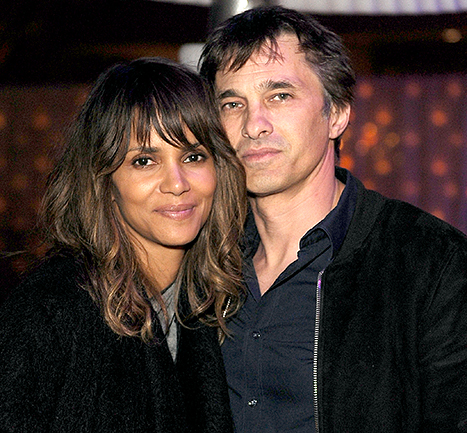 Halle Berry and Olivier Martinez 2015