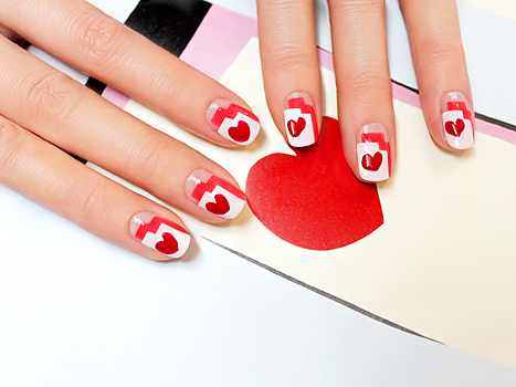 V-Day Manis JinSoon