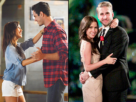 Kaitlyn Bristowe, Ben Higgins and Shawn Booth