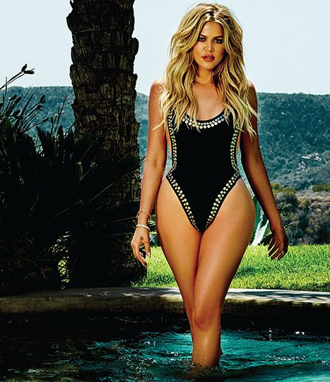Khloe Kardashian's Strong Looks Better Naked