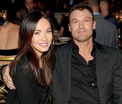 Brian and Megan