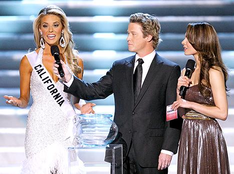 Miss California Carrie Prejean