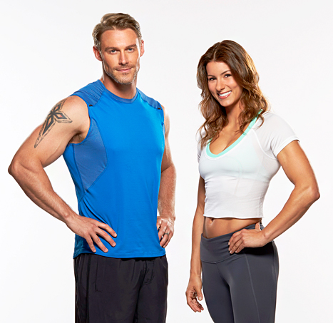 Jesse Pavelka and Jennifer Wilderstrom