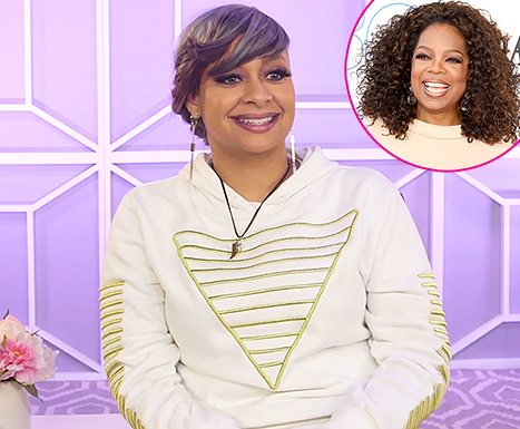 Raven and Oprah