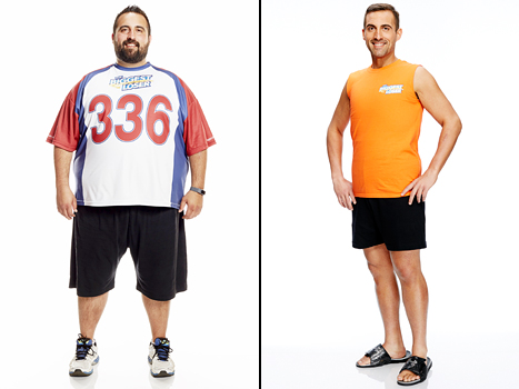 Toma Dobrosavljevic before and after biggest loser