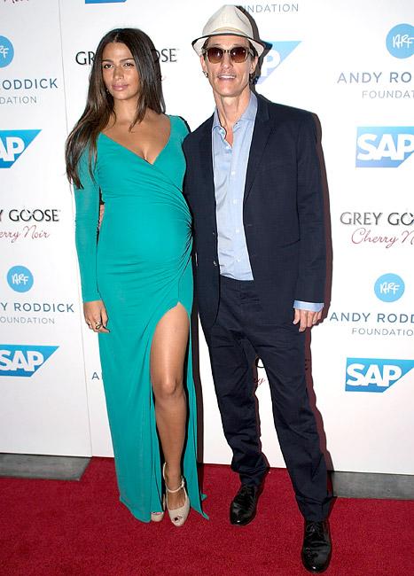 Matt McConaughey skinny