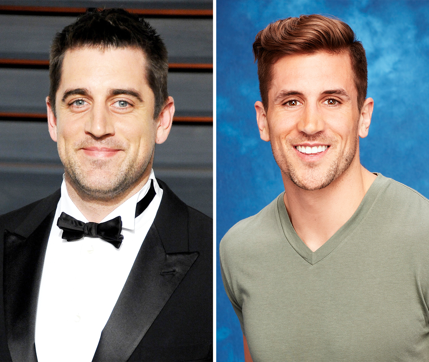 Aaron Rodgers and Jordan Rodgers