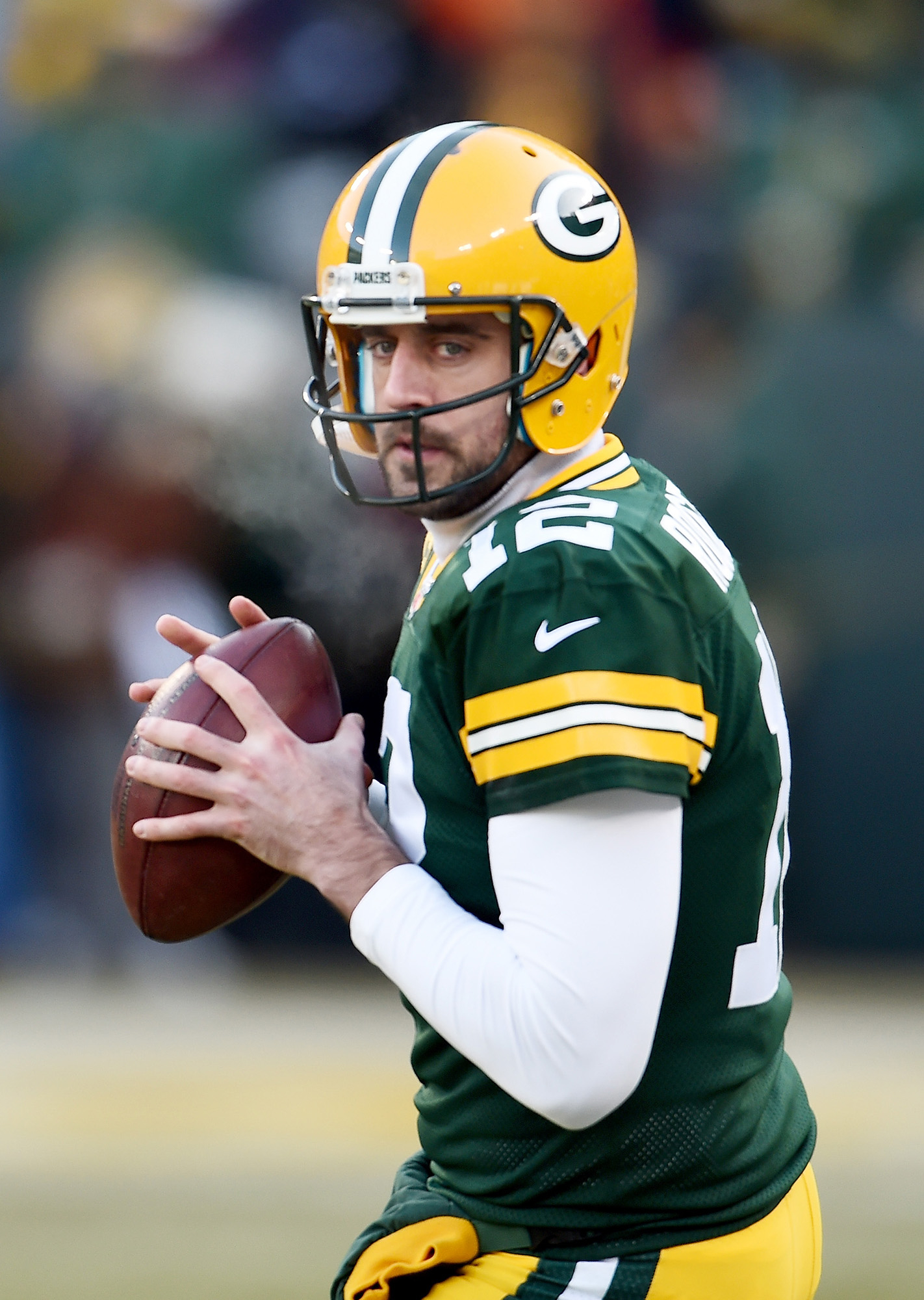 Aaron Rodgers Dad Discusses Rift With Nfl Son It S