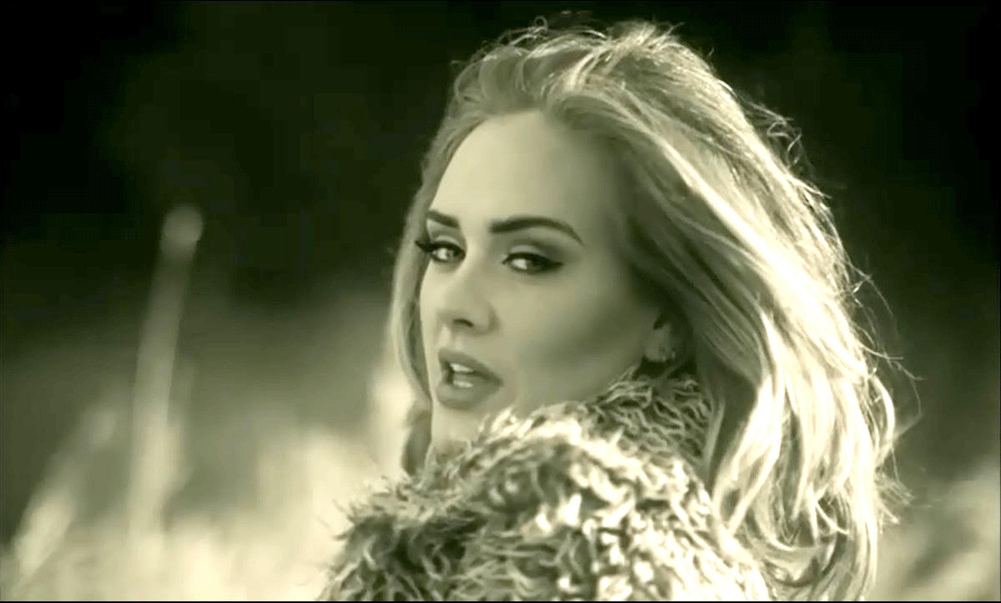 Adele Hello - Finally!