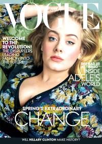 Adele Vogue Cover