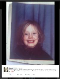 Adele School pic