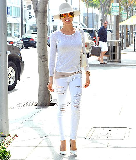 Kristin Cavallari - skinny jeans