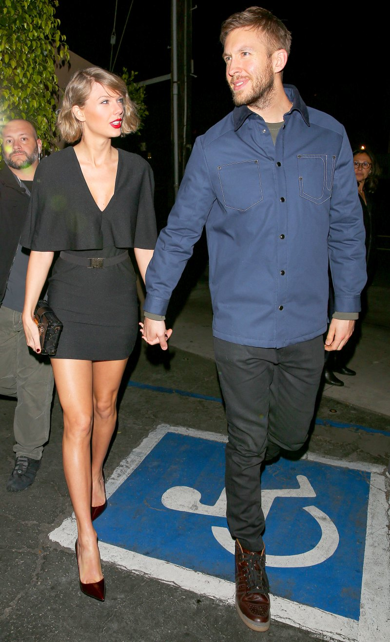 Taylor swift dating a supermodel