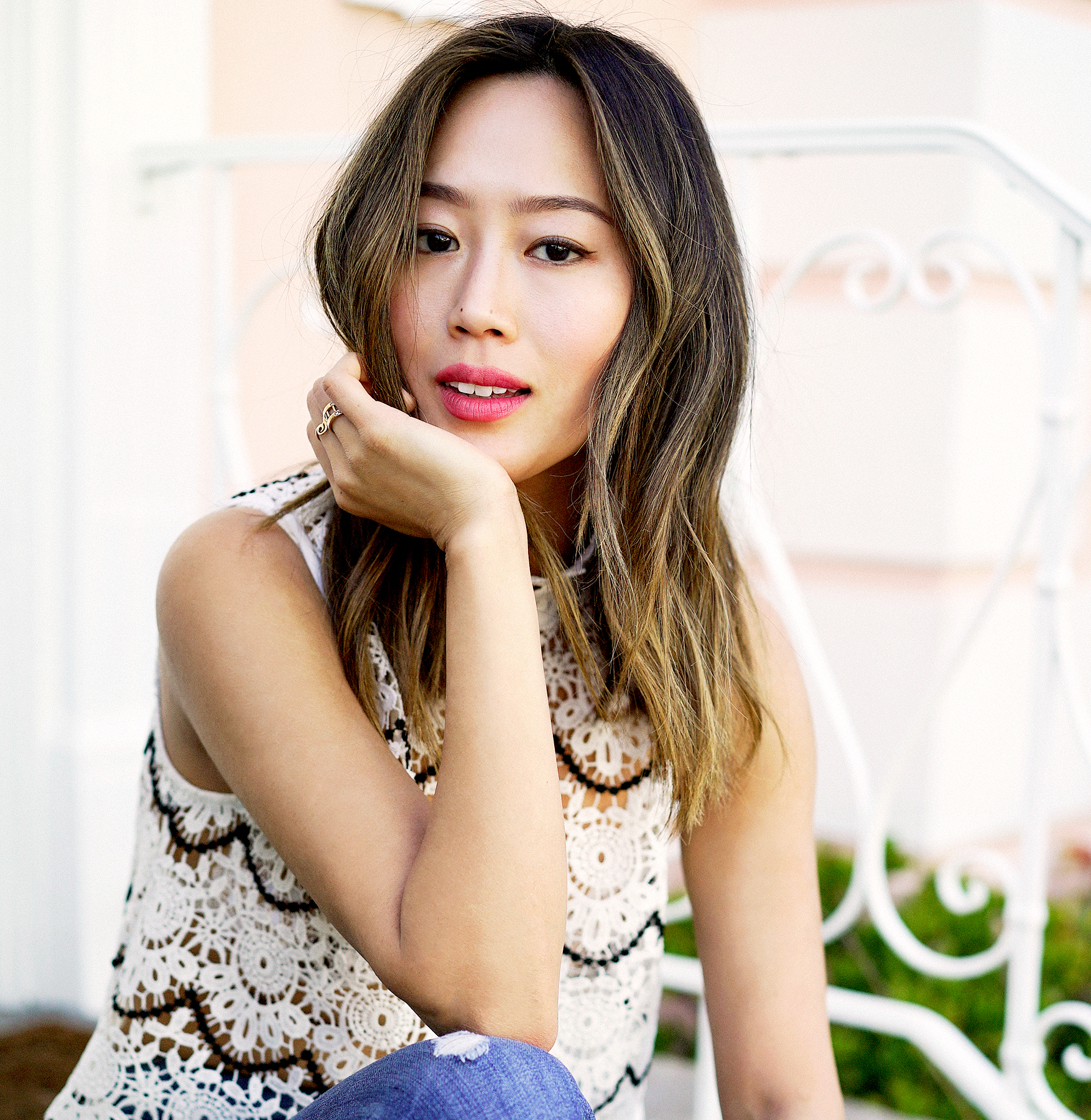 Song of Style Blogger Aimee Song Reveals How She Stays ...