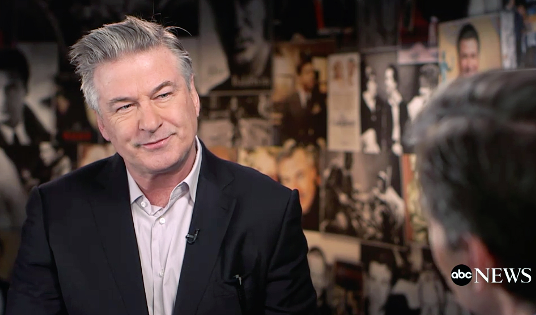 Alec Baldwin Good Morning America drug overdose substance abuse