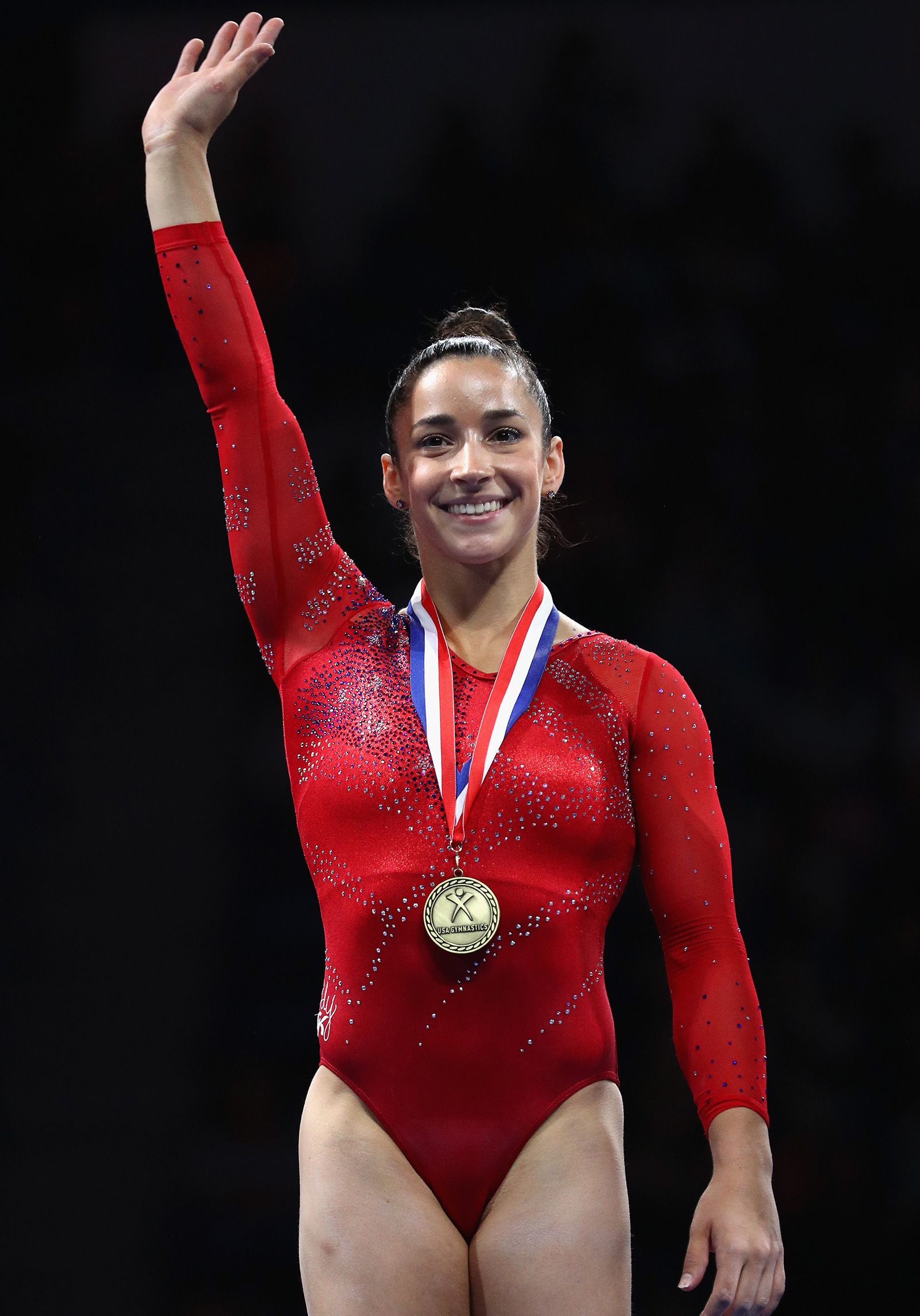 Aly Raisman Nude Photos 14