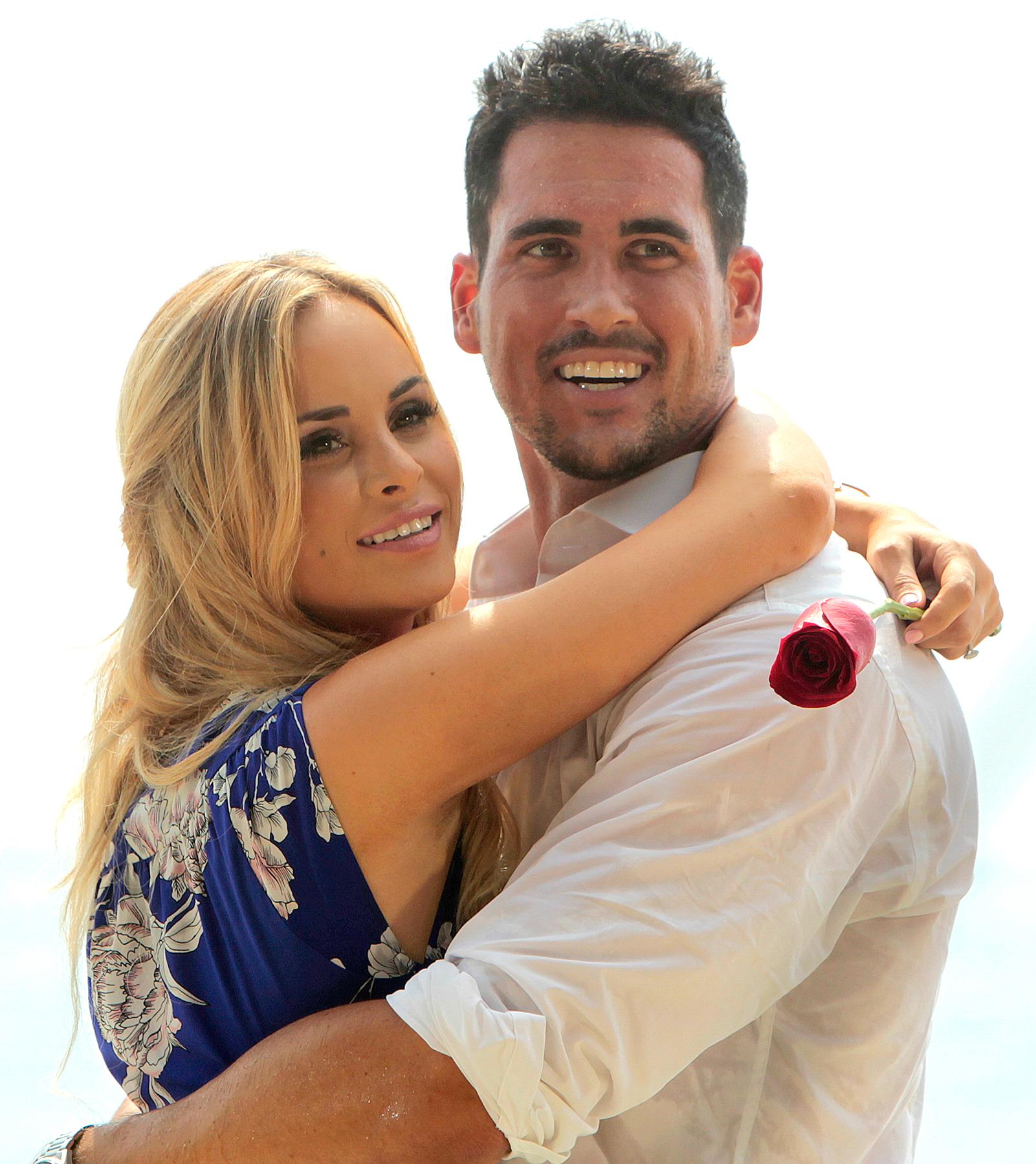 Amanda Stanton and Josh Murray