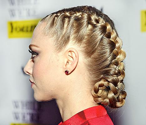 Amanda Seyfried - braid