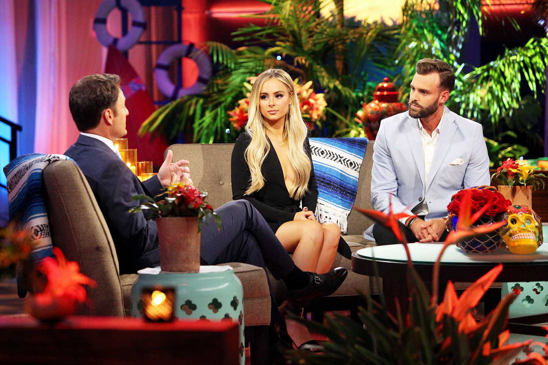 Amanda Stanton Robby Hayes Bachelor in Paradise BIP