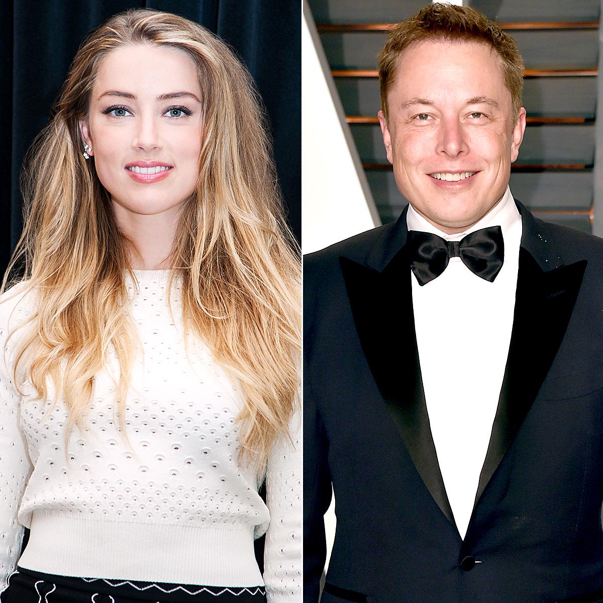 Amber Heard is going to marry billionaire Ilona Mask 04/19/2017 18