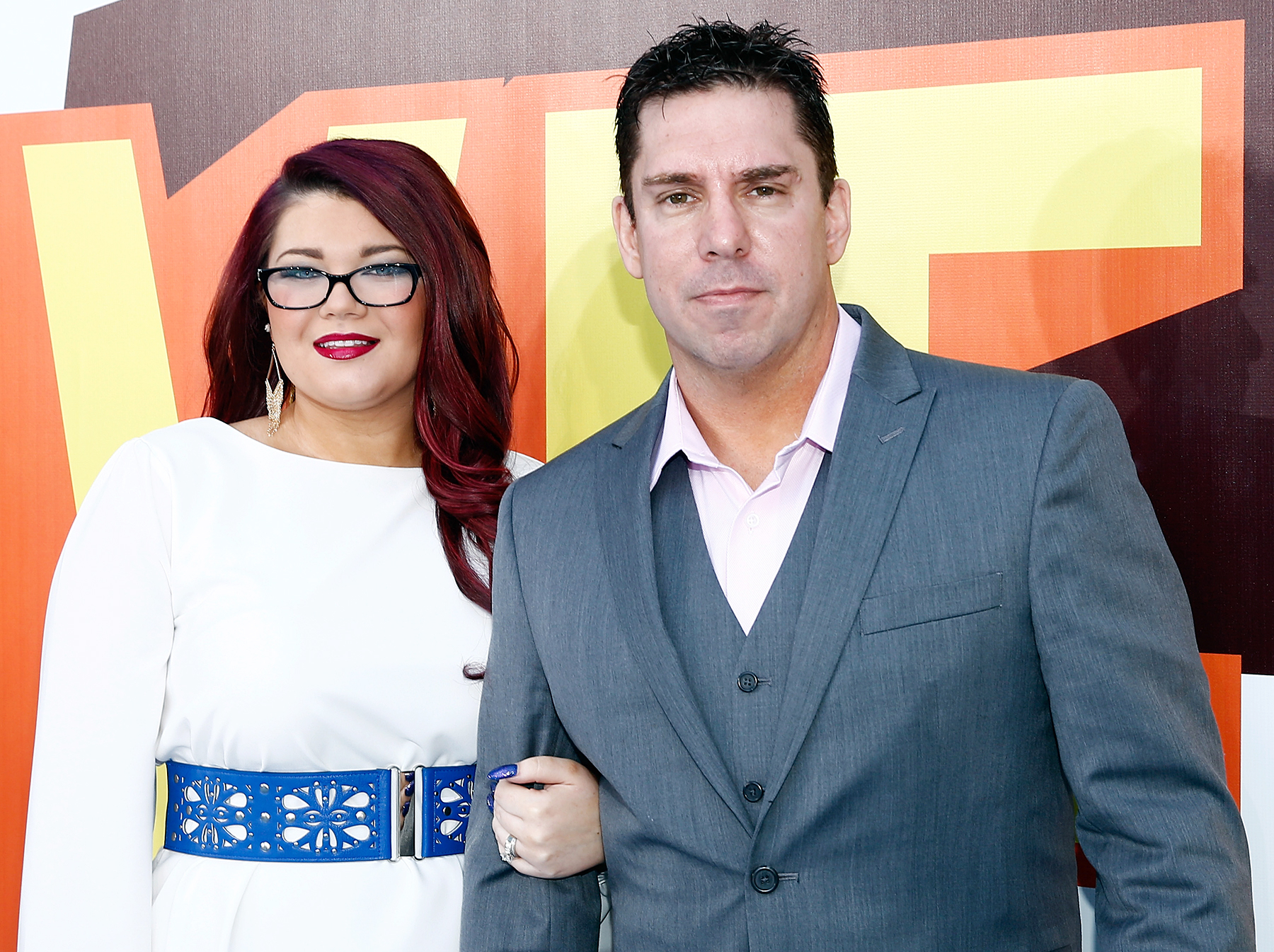 Amber Portwood and Matt Baier