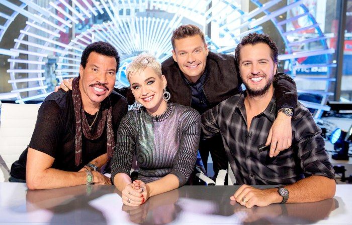 Katy Perry Talks Judging American Idol Auditions