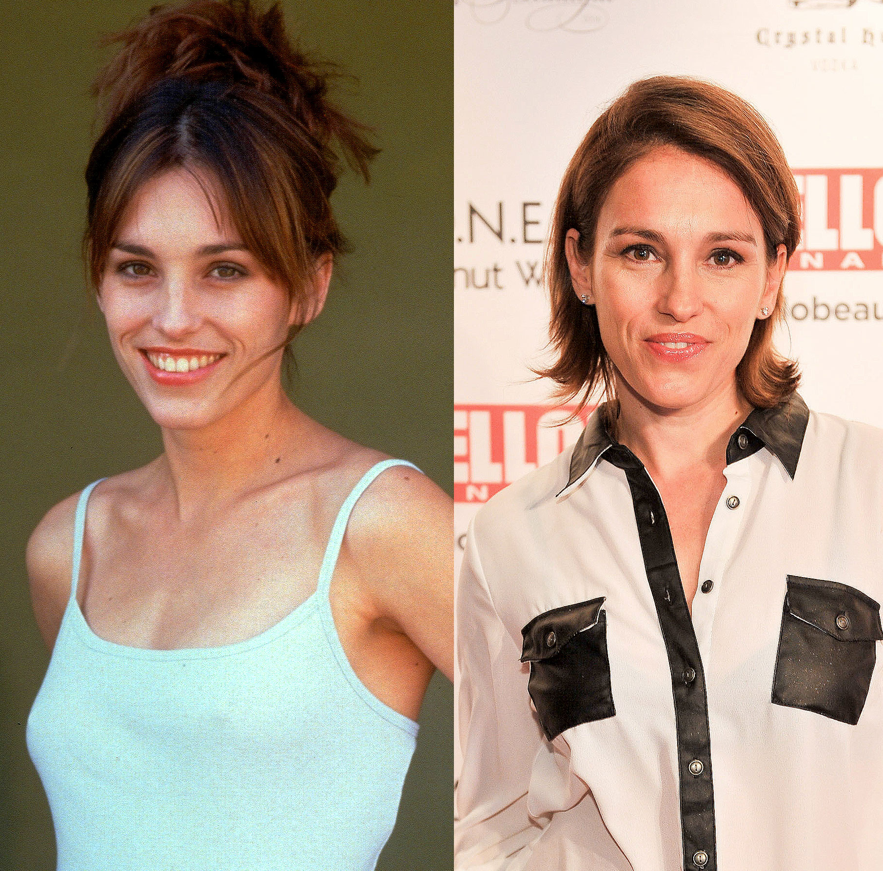 Amy Jo Johnson Sex Video 90s stars: then and now