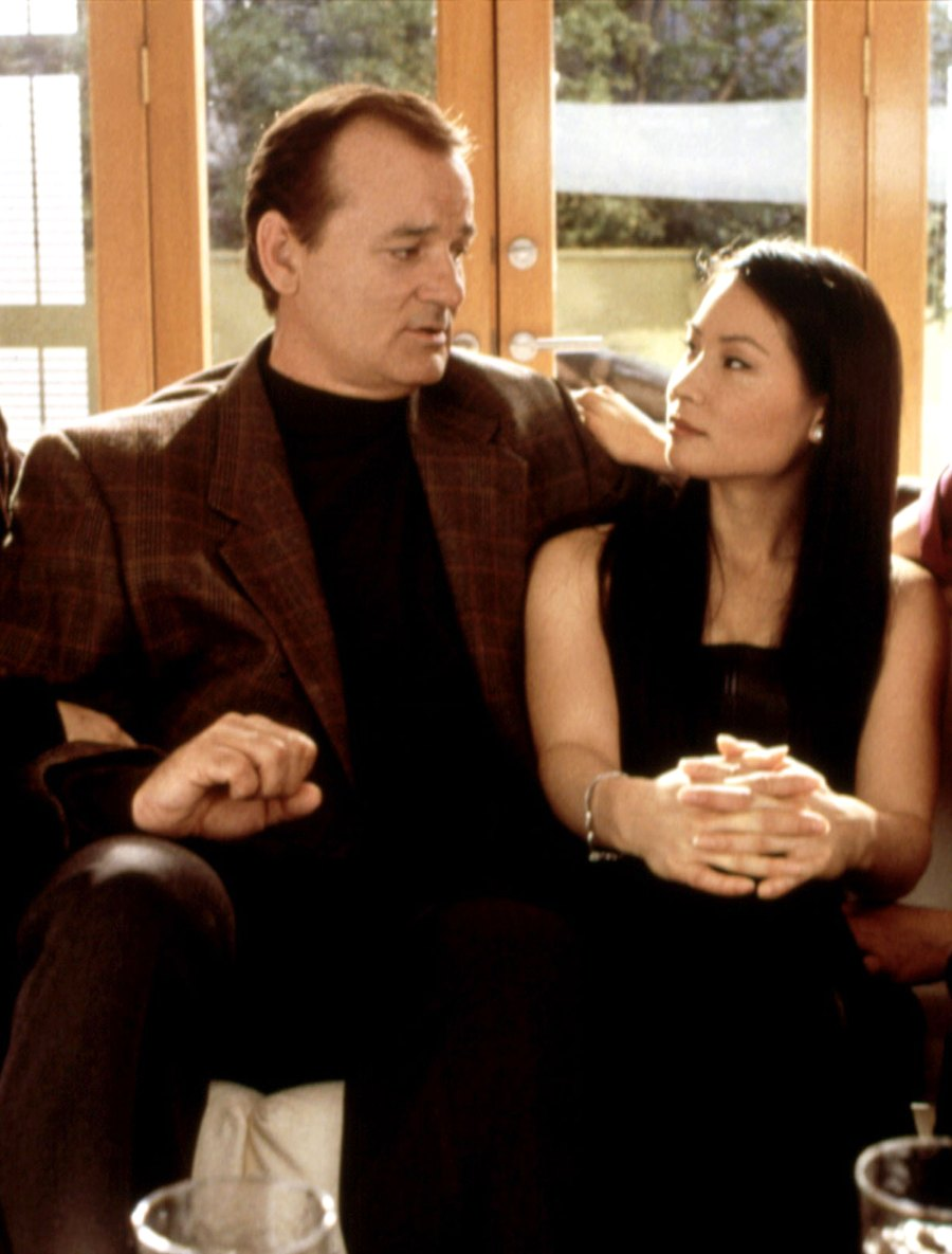 Bill Murray v. Lucy Liu