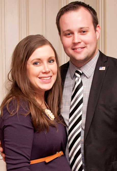 Josh and Anna Duggar attended sister Jinger's wedding