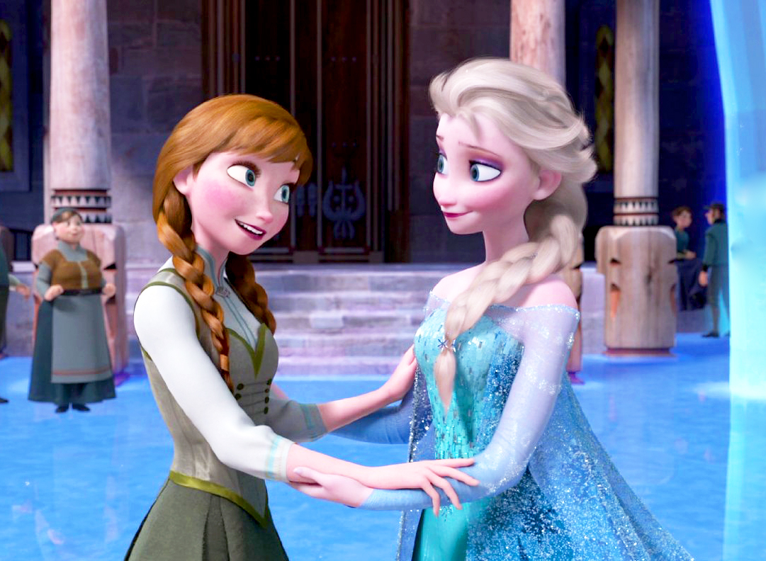 Meet the broadway stars playing frozens anna and elsa anna and elsa frozen voltagebd Choice Image