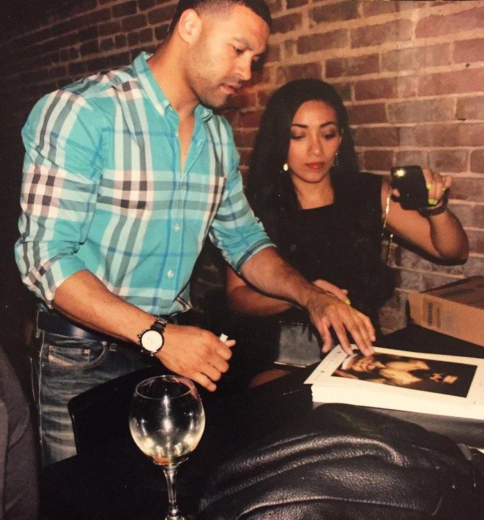 Sherien Almufti and Apollo Nida