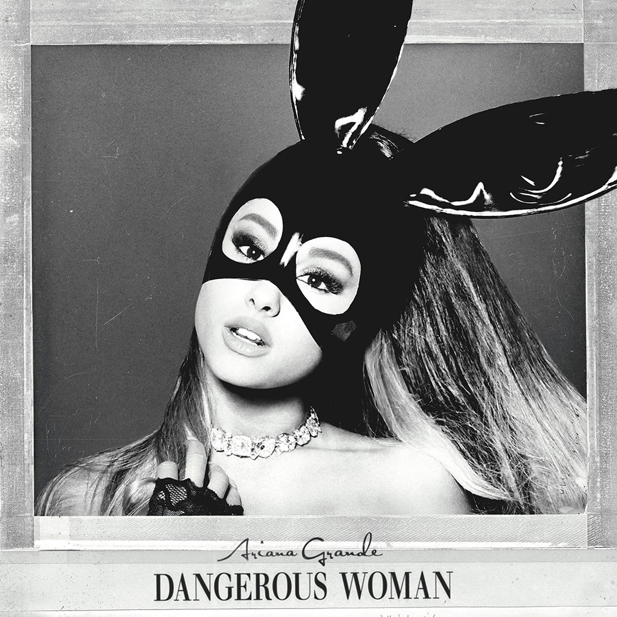 Ill be naked at 95: Ariana Grande - Arts and
