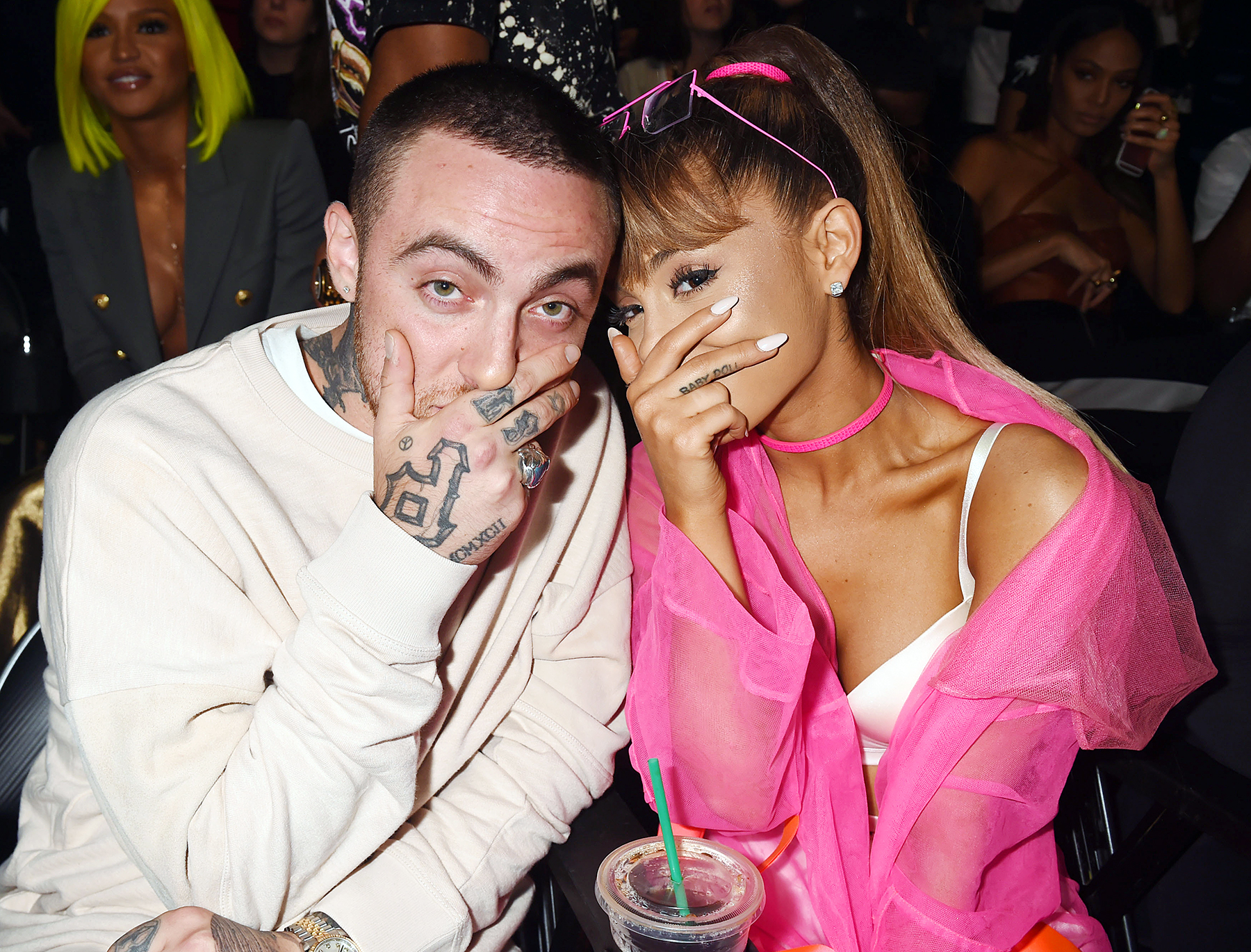 Ariana grande who is she dating now
