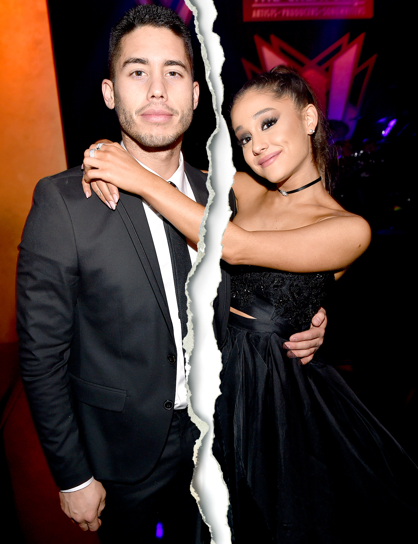 Dated ariana is who that ricky Who Is