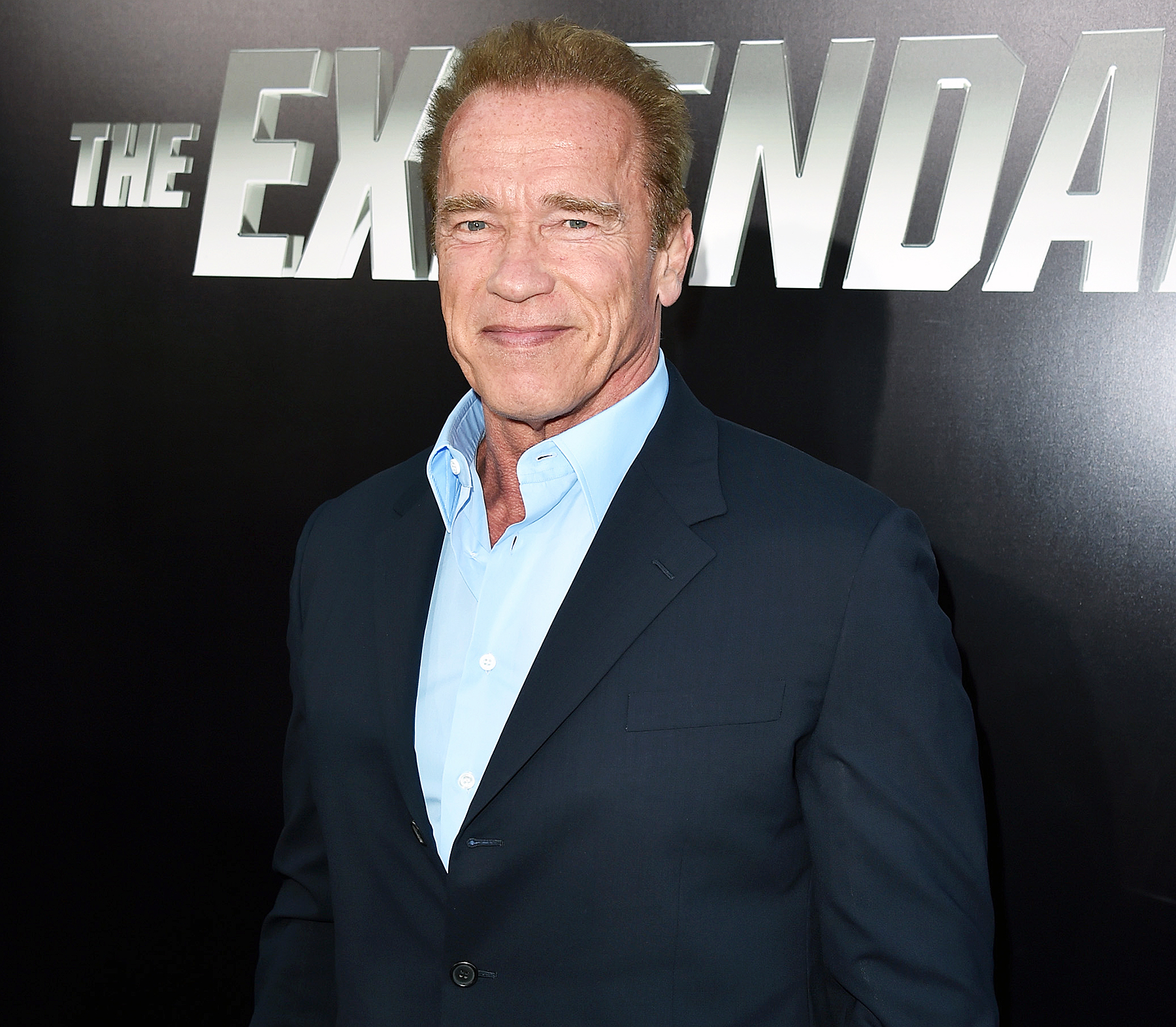Arnold Schwarzenegger's Buff Son Joseph Baena, 18, Looks ...
