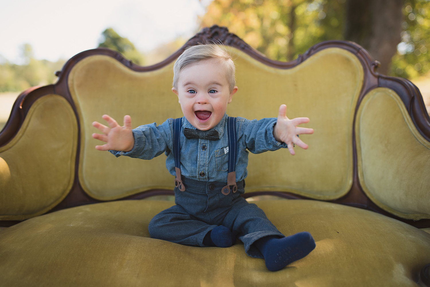Baby Turned Down for Ad by Agency Because of Down Syndrome