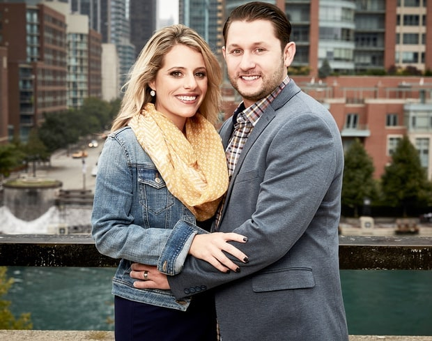 Ashley and Anthony Married at First Sight