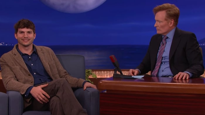Ashton Kutcher said he wanted to name his son Hawkeye