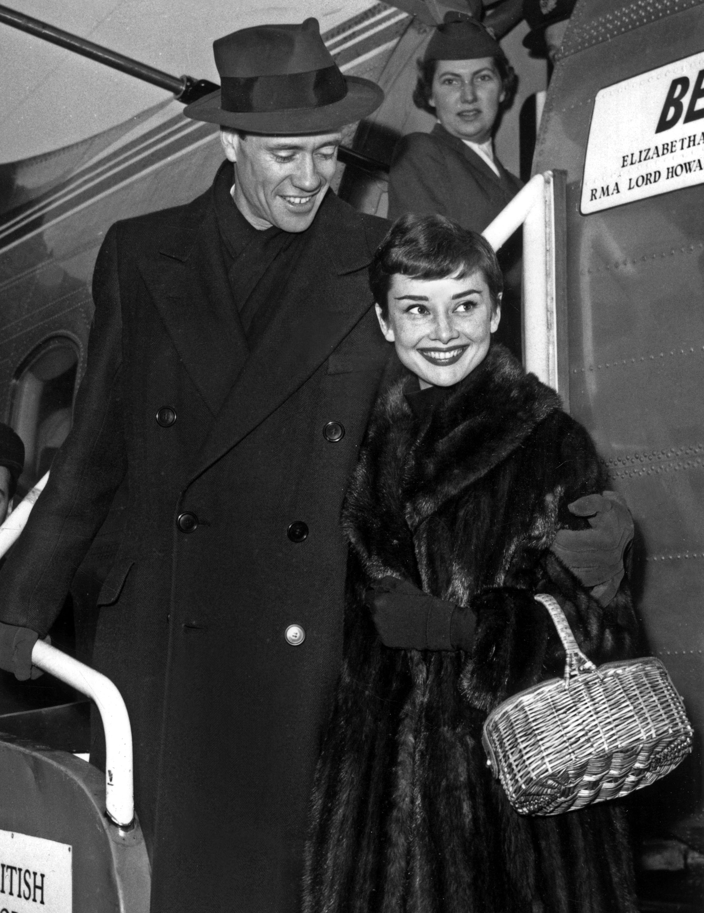 Audrey Hepburn Loved Her Basket Handbags Which Is Why Meli Melo Giving Them A Modern Update For What Would Have Been 87th Birthday On May 4